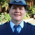 Sergeant Larissa Flood