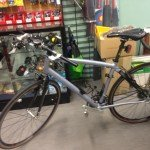 Stolen 'Specialized' Mountain bike - QP1401119947 refers
