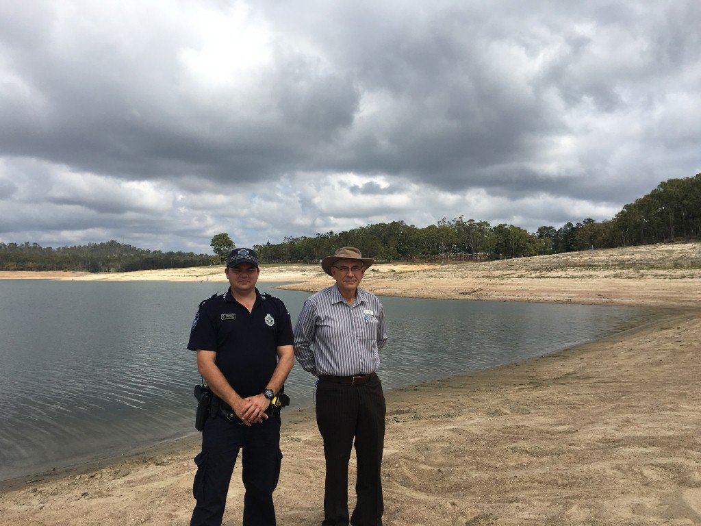 Tinaroo is changing and unearthing ordnances - Far North