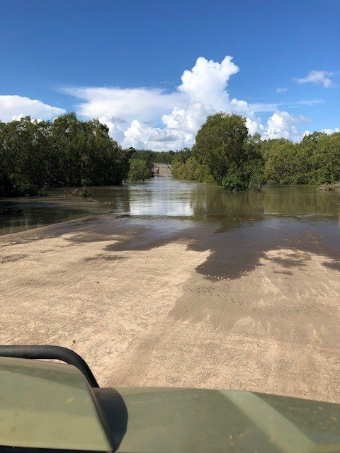 Damaged Roads And Flooding Pose A Risk To Motorists In Cape York Far North