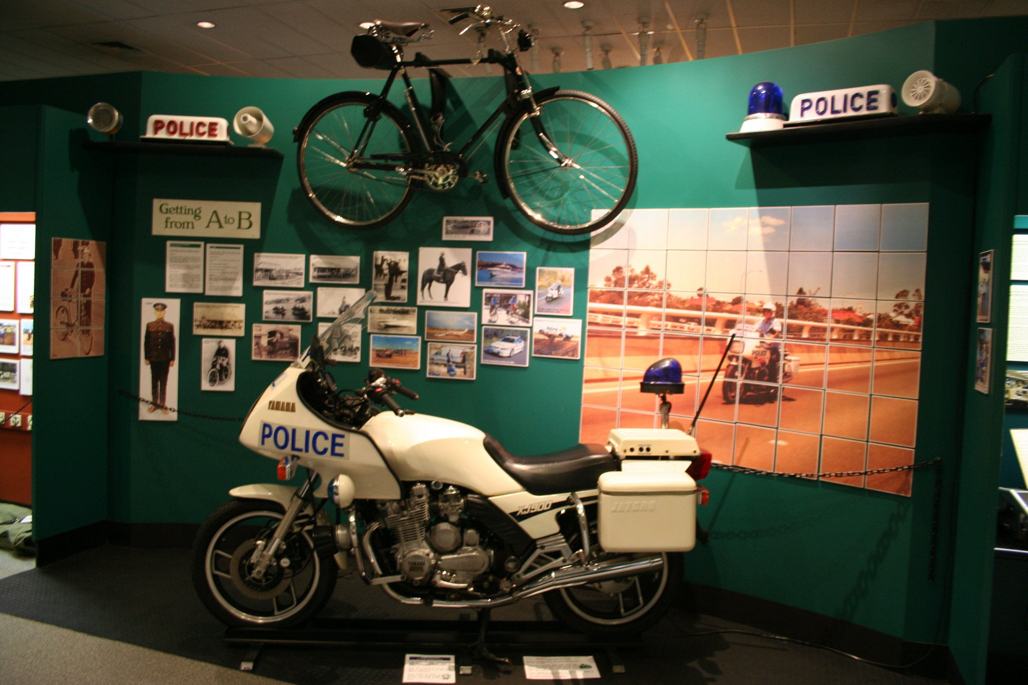 the-police-museum-introduces-qr-quick-response-codes
