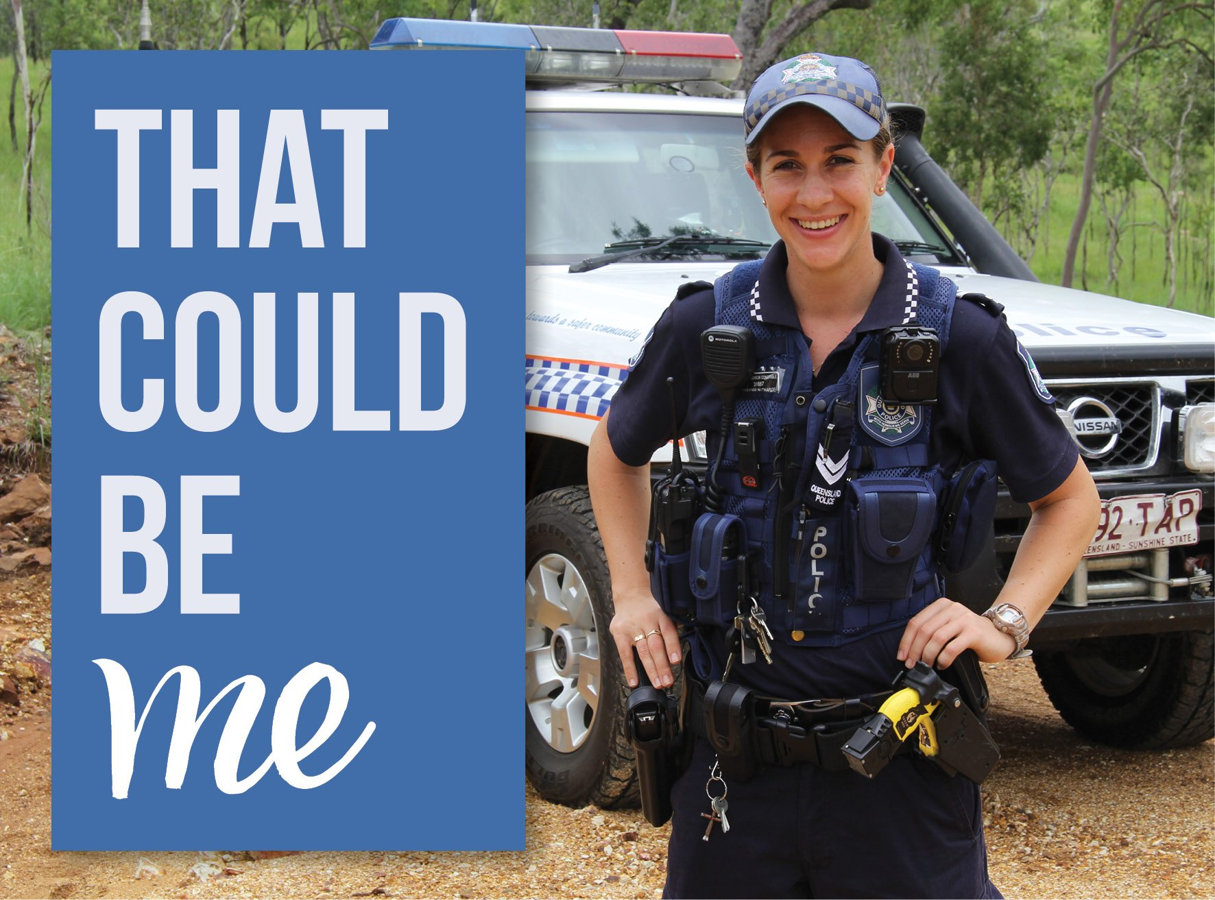 Dating a police officer in Brisbane