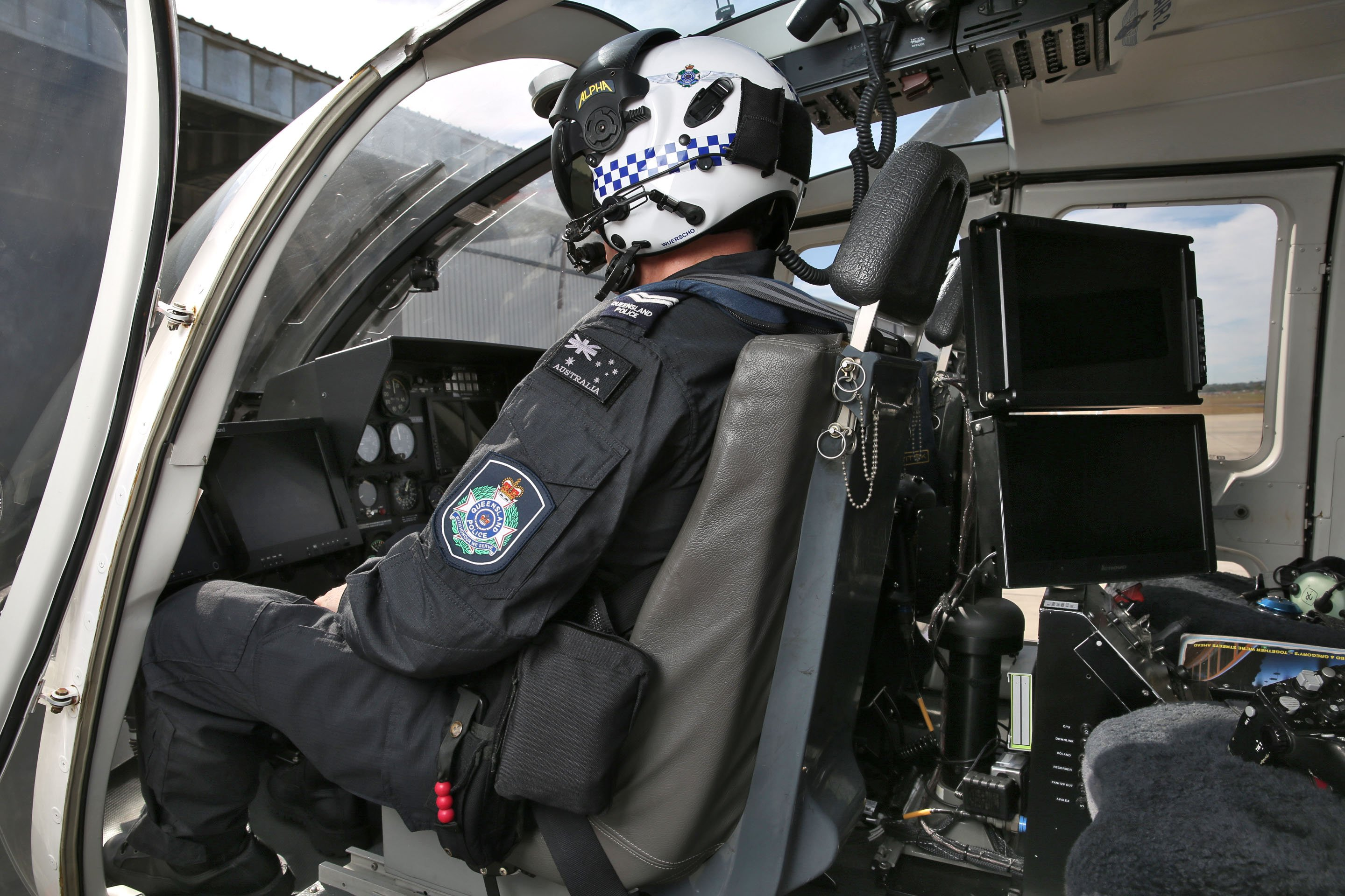 Law Week - A day in the life of a Tactical Flight Officer